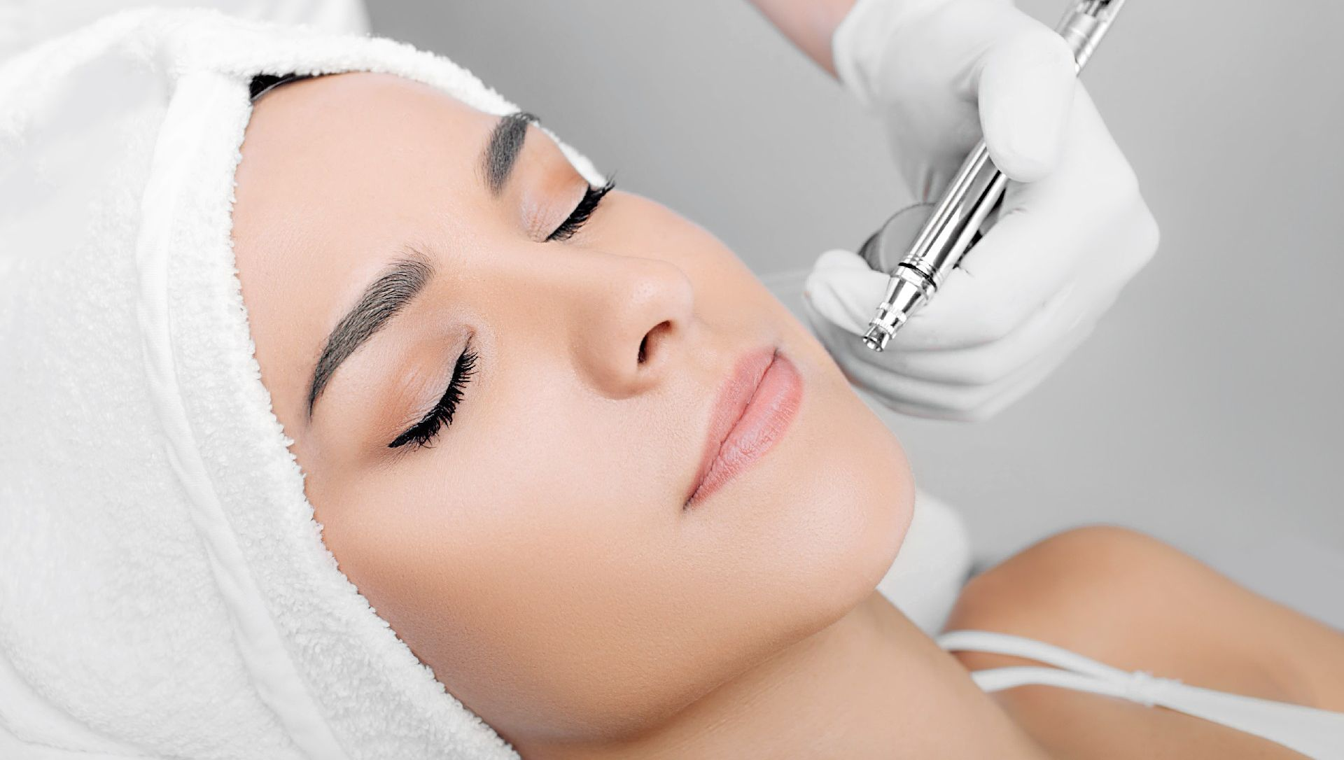 Oxygen facial what is it